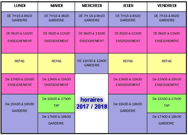 horaires-ecoles-2017-2018-bellegarde-poussieu